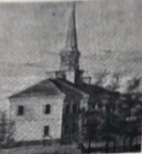 Lycoming County Courthouse in 1854 which was the first meeting place.