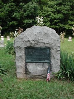 Gravesite of Zackquill Morgan.