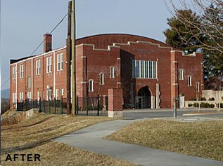 Stephens-Lee is now a community recreation center