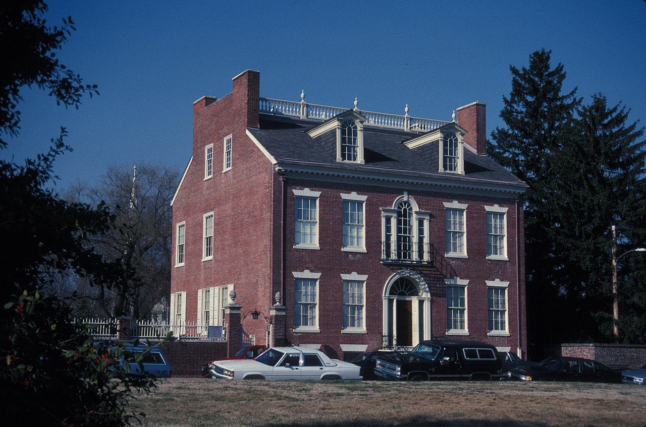 The Read House and Gardens is a historic property built in 1793 by George Read Jr. It is operated by the Delaware Historical Society as a museum.