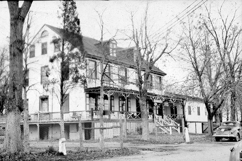 The Augustine Beach Hotel, circa 1920s