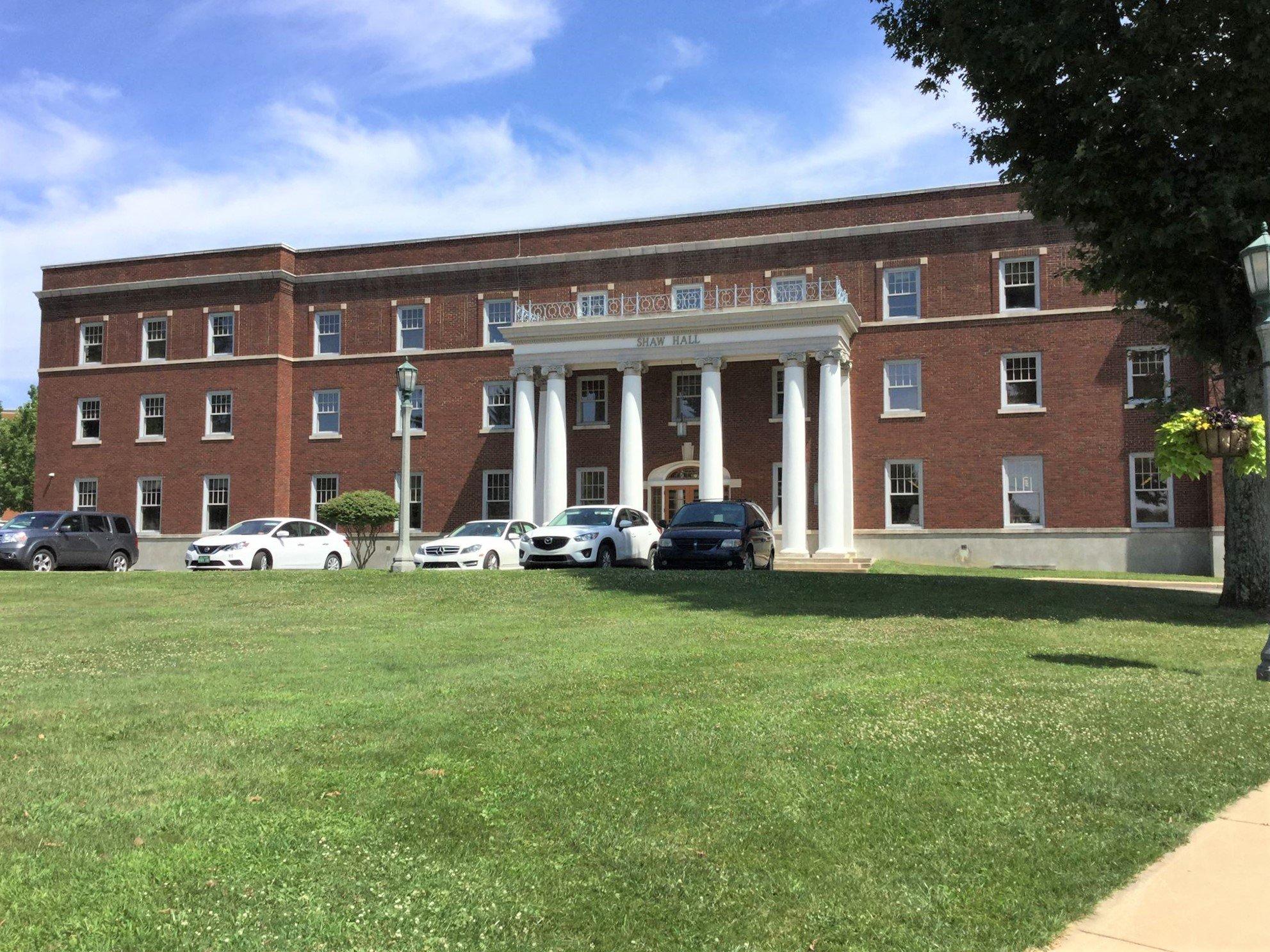 Shaw Hall (Photo courtesy of Susan Jones)