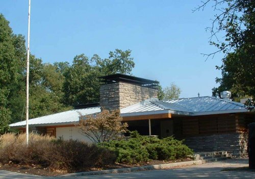 Mount Airy Forest's Arboretum Center.