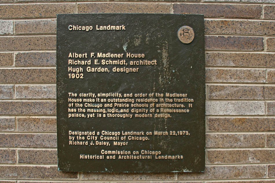 Historic Landmark Plaque