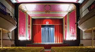 Inside the Majestic Theatre