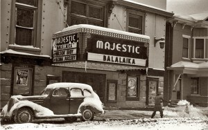 The Majestic Theatre ca. 1939