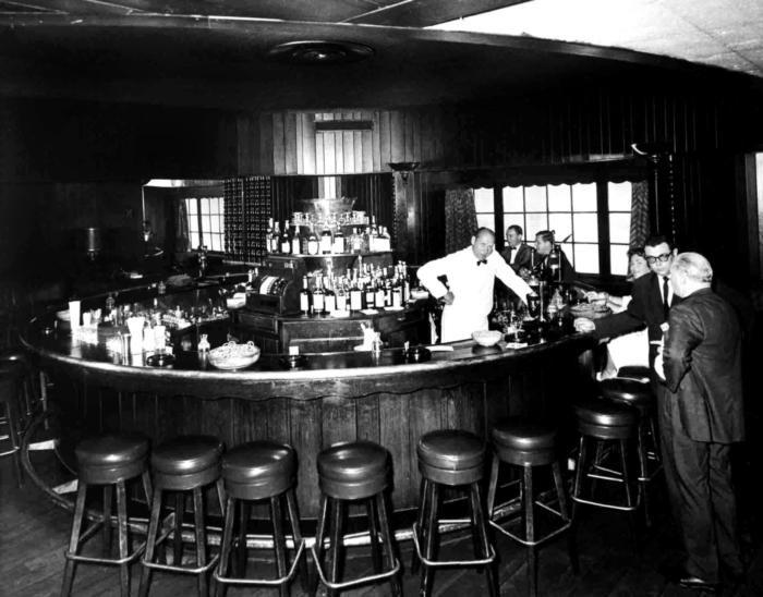 The Round Bar