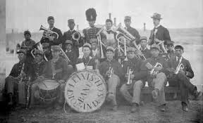 The Fort Lewis College band had students that stayed in school for 10 years to develop their skills.