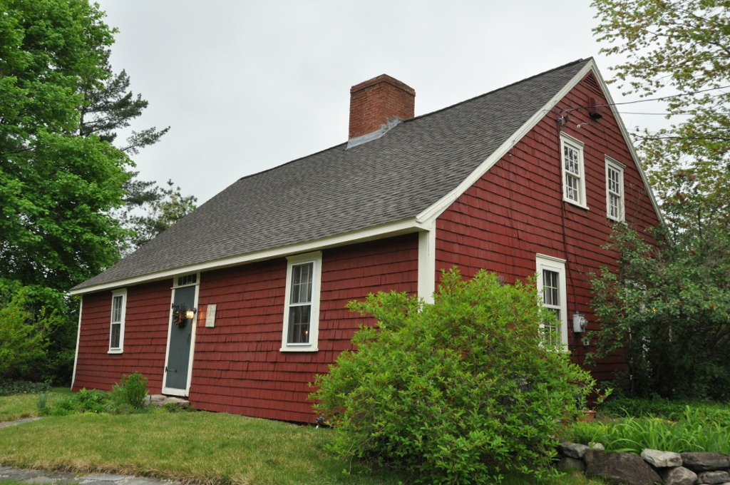 The Killicut-Way House is thought to be the oldest house, or one of the oldest, houses in Nashua.