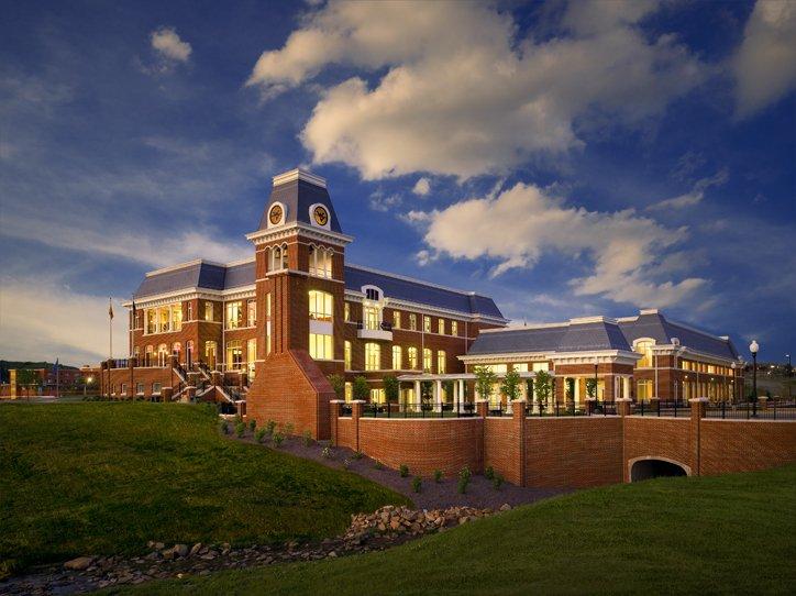 West Virginia University Erickson Alumni Center