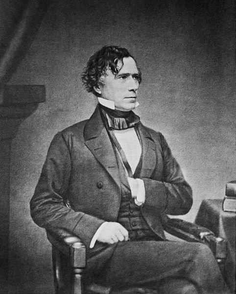 Franklin Pierce (1804-1863)