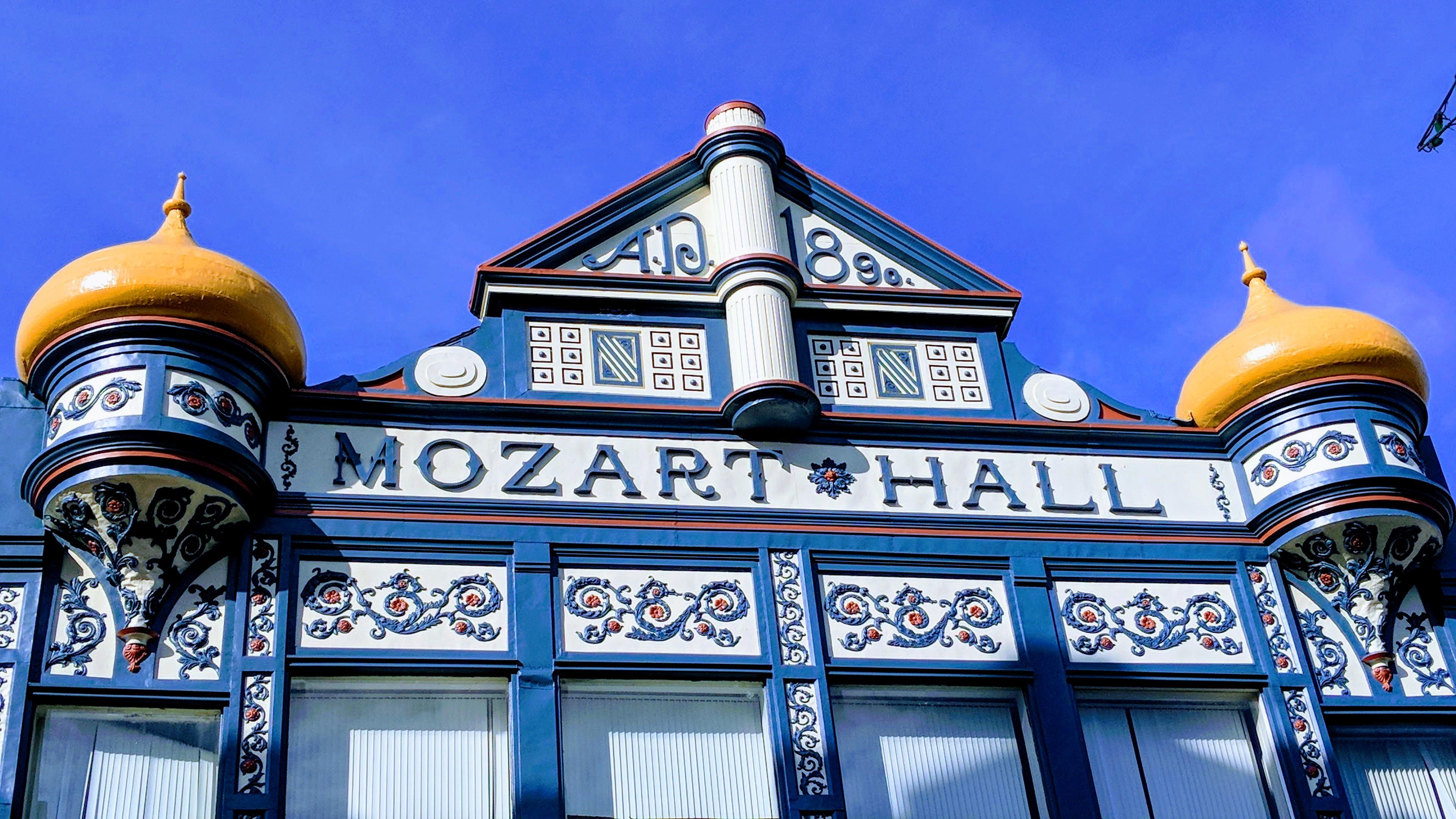 Mozart Hall