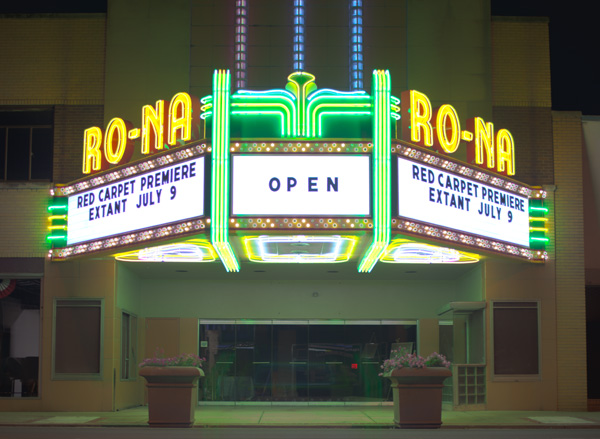 The Ro-Na Theater today.