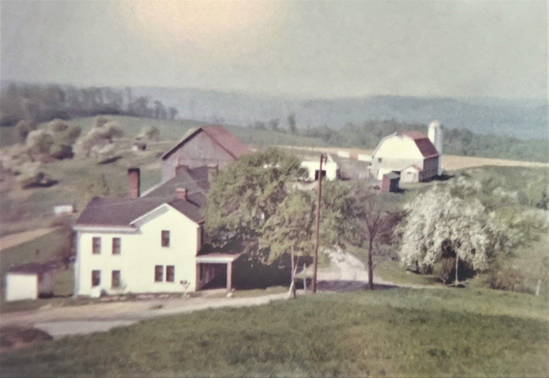 Marshall County Poor Farm (Photo courtesy James and Eva Parsons)
