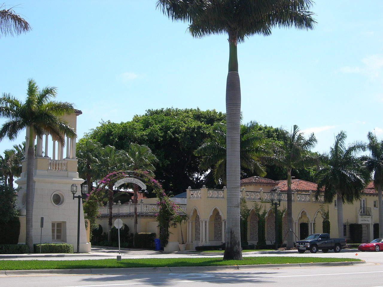 The Addison opened as a wedding and event venue in 2018 within two historic buildings designed by Addison Mizner.