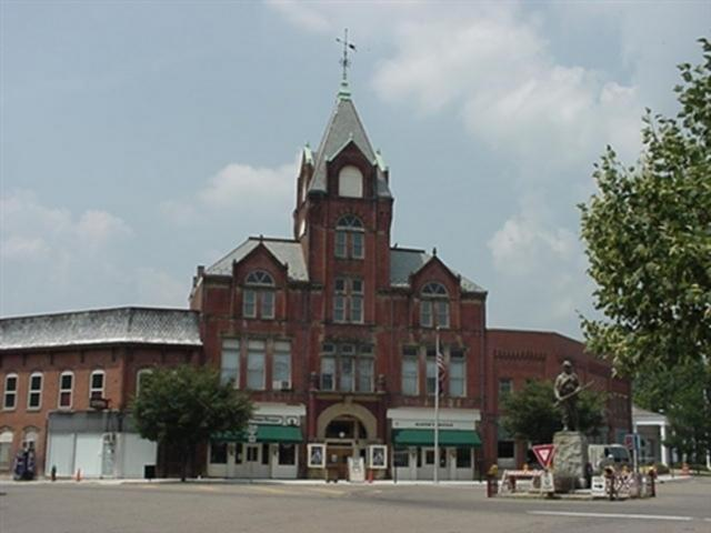 The Twin City Opera House today.