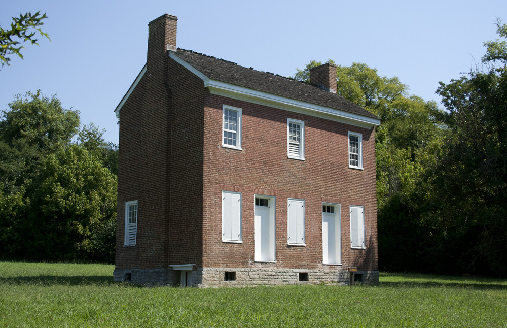 Gordon House - Photo courtesy of National Park Service.