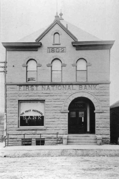 First National Bank building - photo courtesy of Jeff Watson