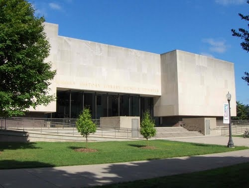 The museum and archives are located inside the West Virginia Cultural Center.