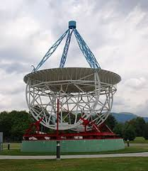 The Reber Telescope, Green Bank, NRAO Today the Reber Telescope is located at the entrance of the NRAO in Green Bank alongside the Jansky Replica Antenna.