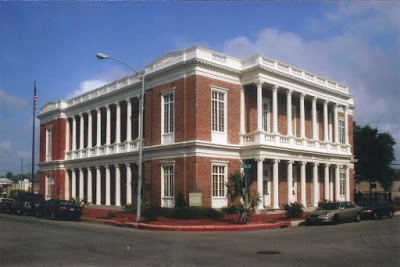 The Custom House is now home to the Galveston Historical Foundation