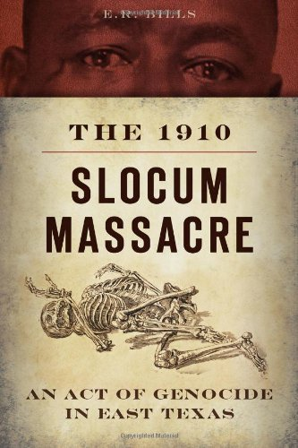 Read the story of the Slocum Massacre in E. R. Bills' book, available by clicking the link below