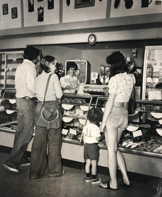 Dainty Pastry 1975 339 Depot Street