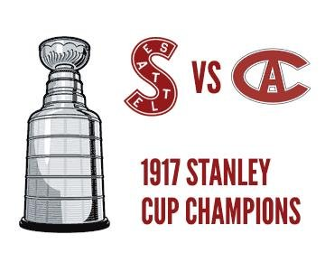 Seattle Metropolitans win the Stanley Cup over opponents, the Montreal Canadiens.