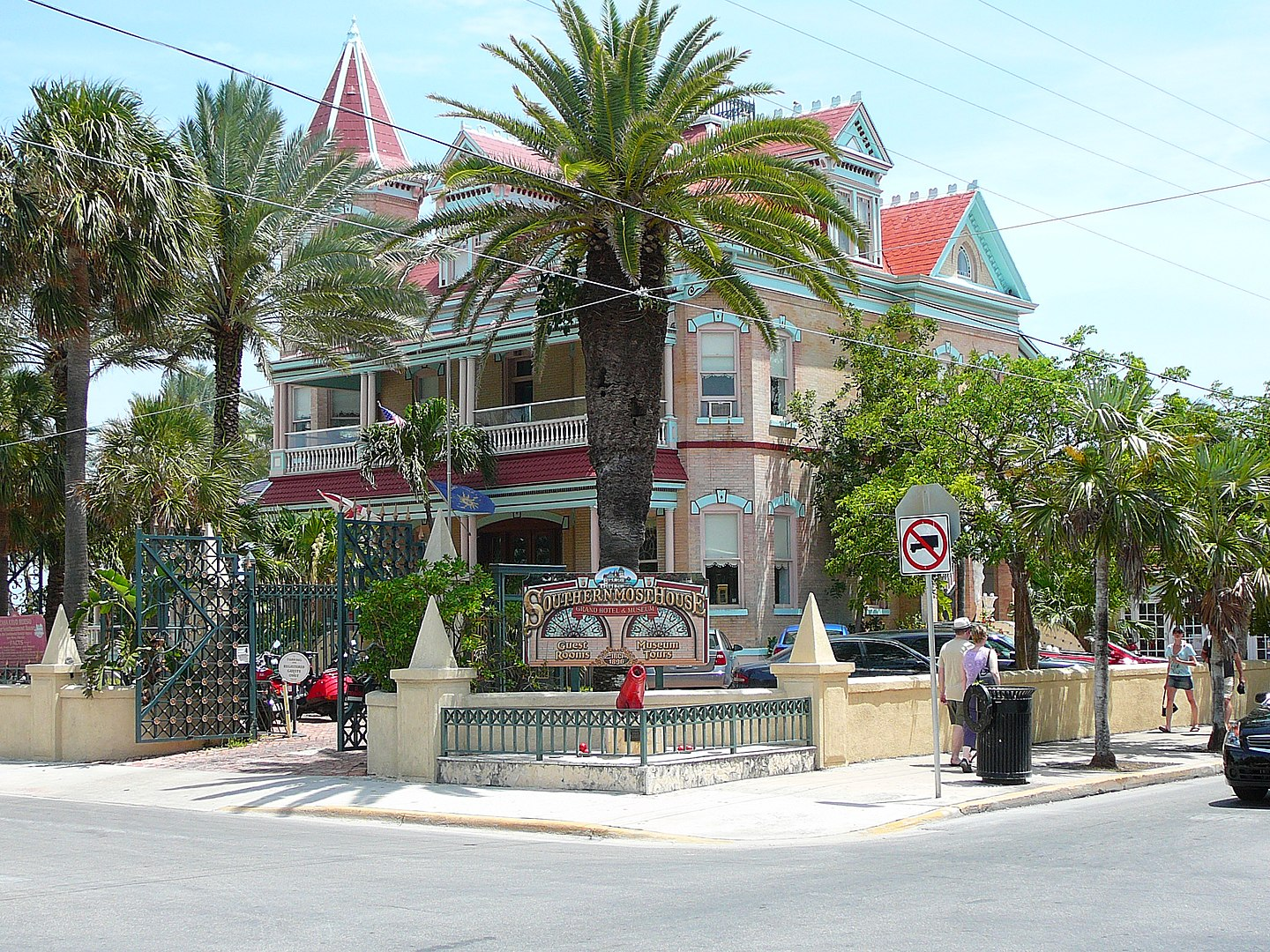 The Southernmost House Historic Inn