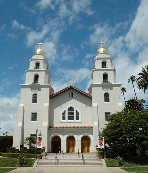 Church of The Good Shepherd in Beverly Hills