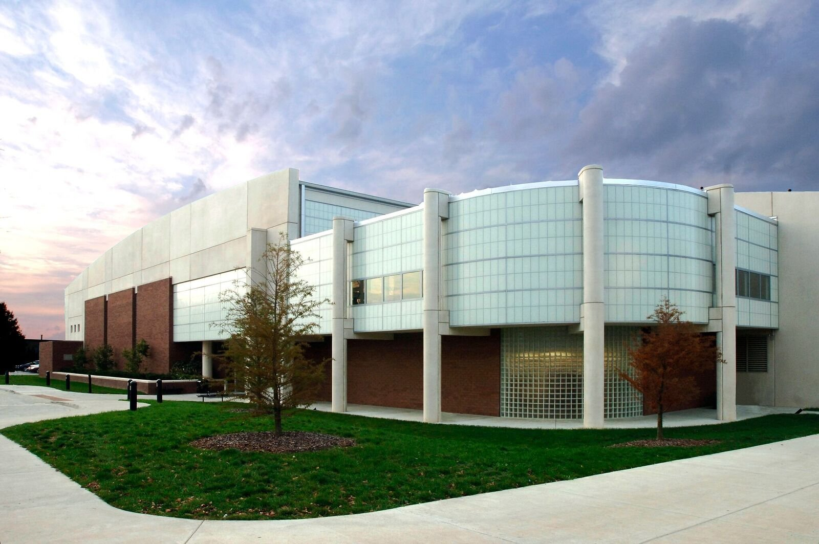The current EKU Fitness and Wellness Center.