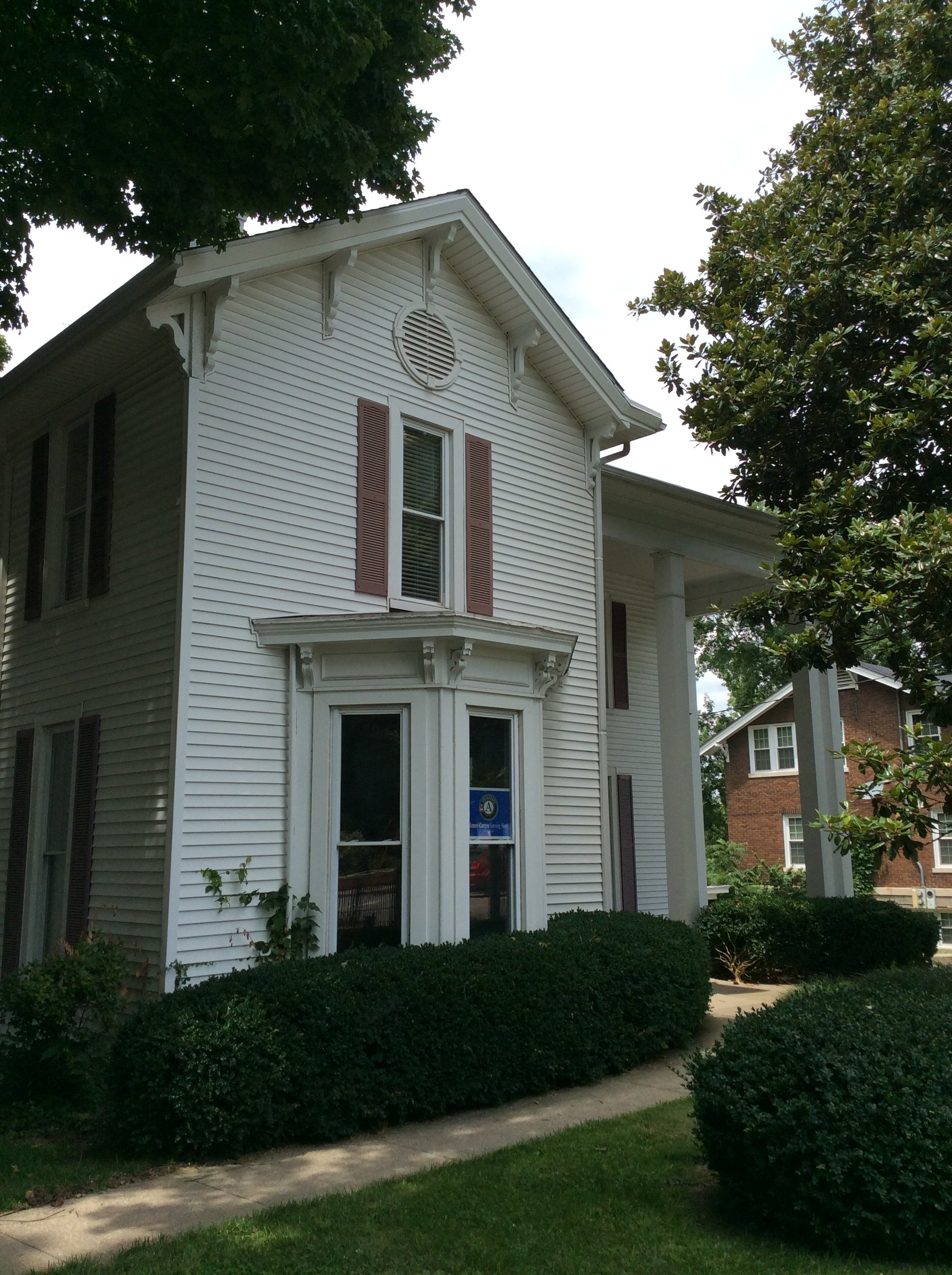 Adams House.
