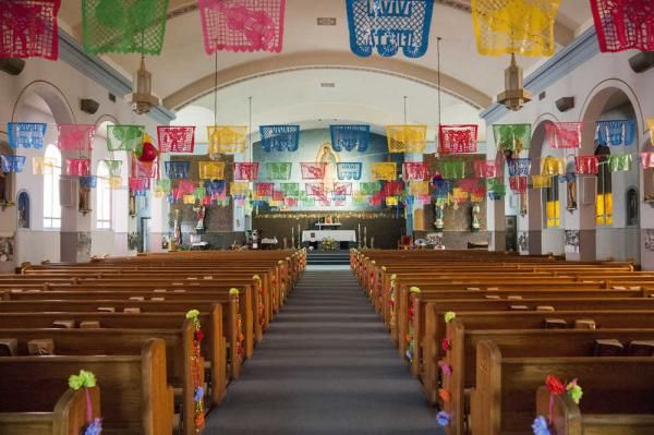 The Stations from Our Lady of Guadalupe