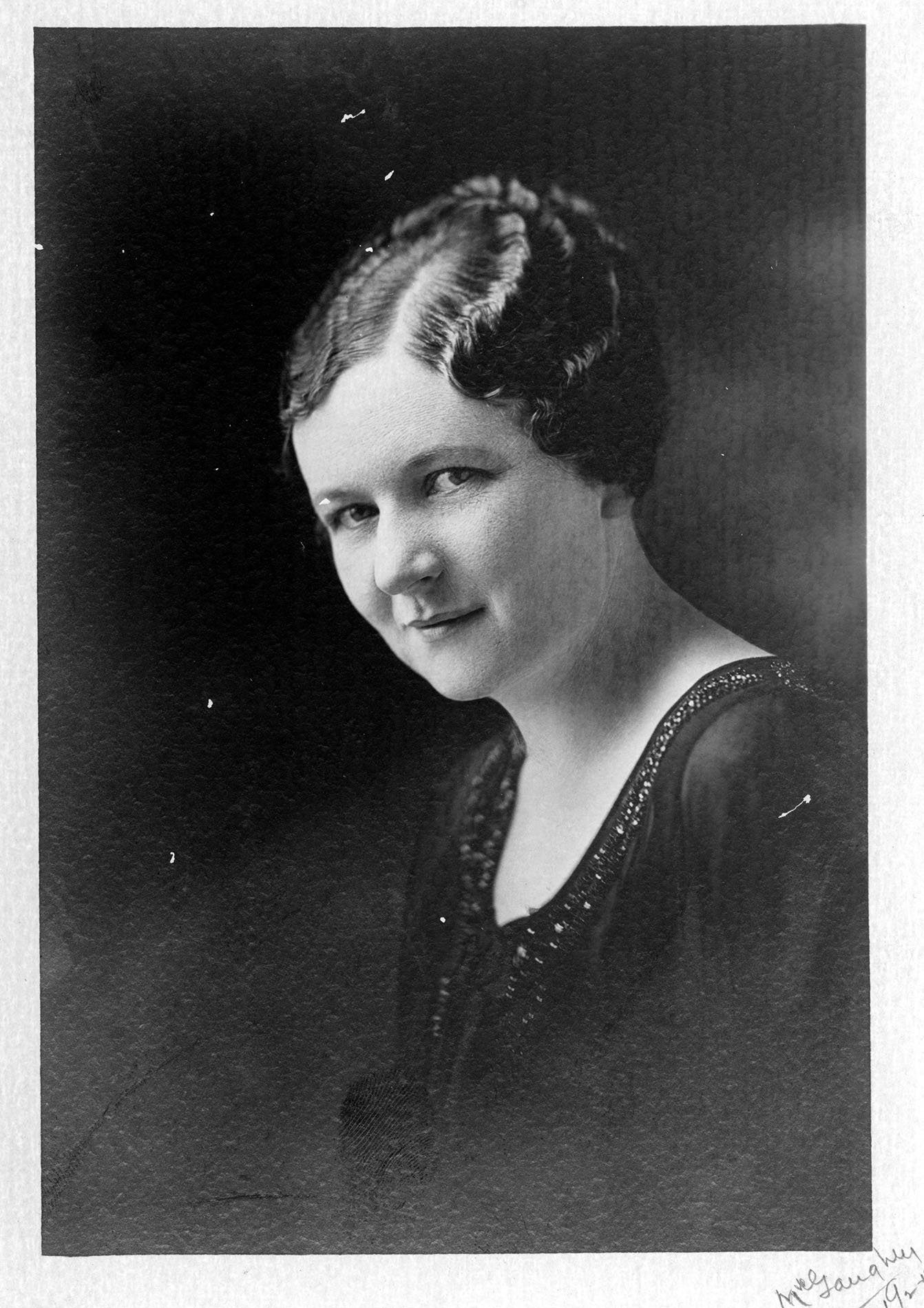Pearl L. Buchanan, ca. 1925. EKU Photograph Collection.