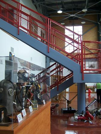 The Denton Firefighter Museum opened in 2005 and is located in the city's central fire station.