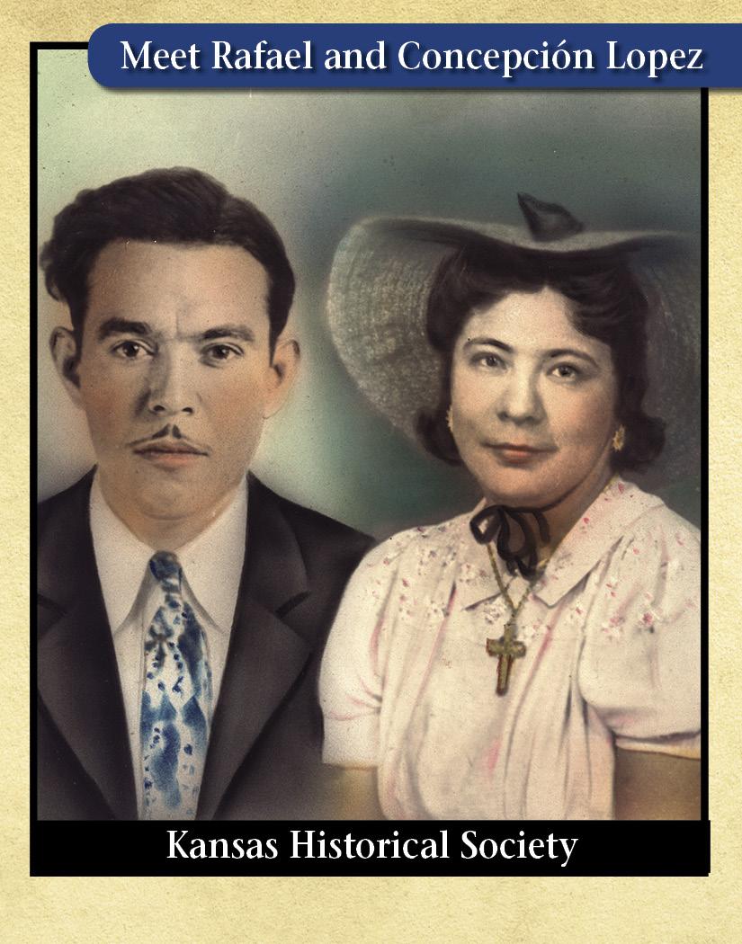 Rafael and Concepción Lopez