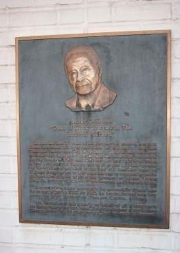 Arthur D. Shores Marker
