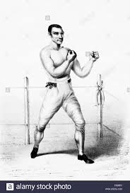 "James ""Yankee"" Sulivan,  Irish immigrant and heavyweight champion"