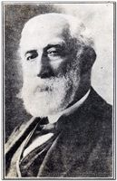 Alexander Wade. Wade gave a series of lectures on Country Schools that were later compiled into his book.