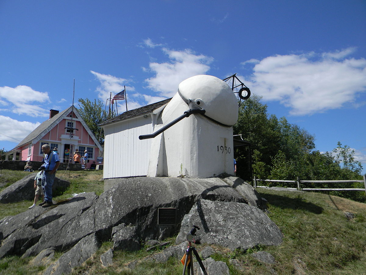 Stellafane Observatory, During its founding in 1920 the Ameture Telescope Makers consisted of 16 people, 15 men, and one woman.