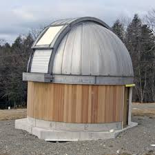 Domed Observatory, Plans for this telescope began in 2003, but it was not operational until 2006.