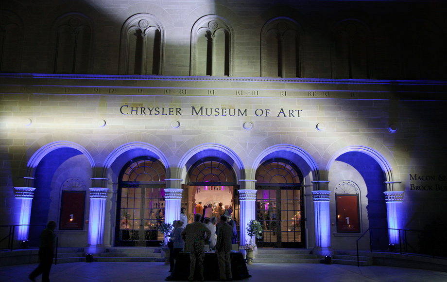 The museum recently re-opened after a $24 million renovation and expansion