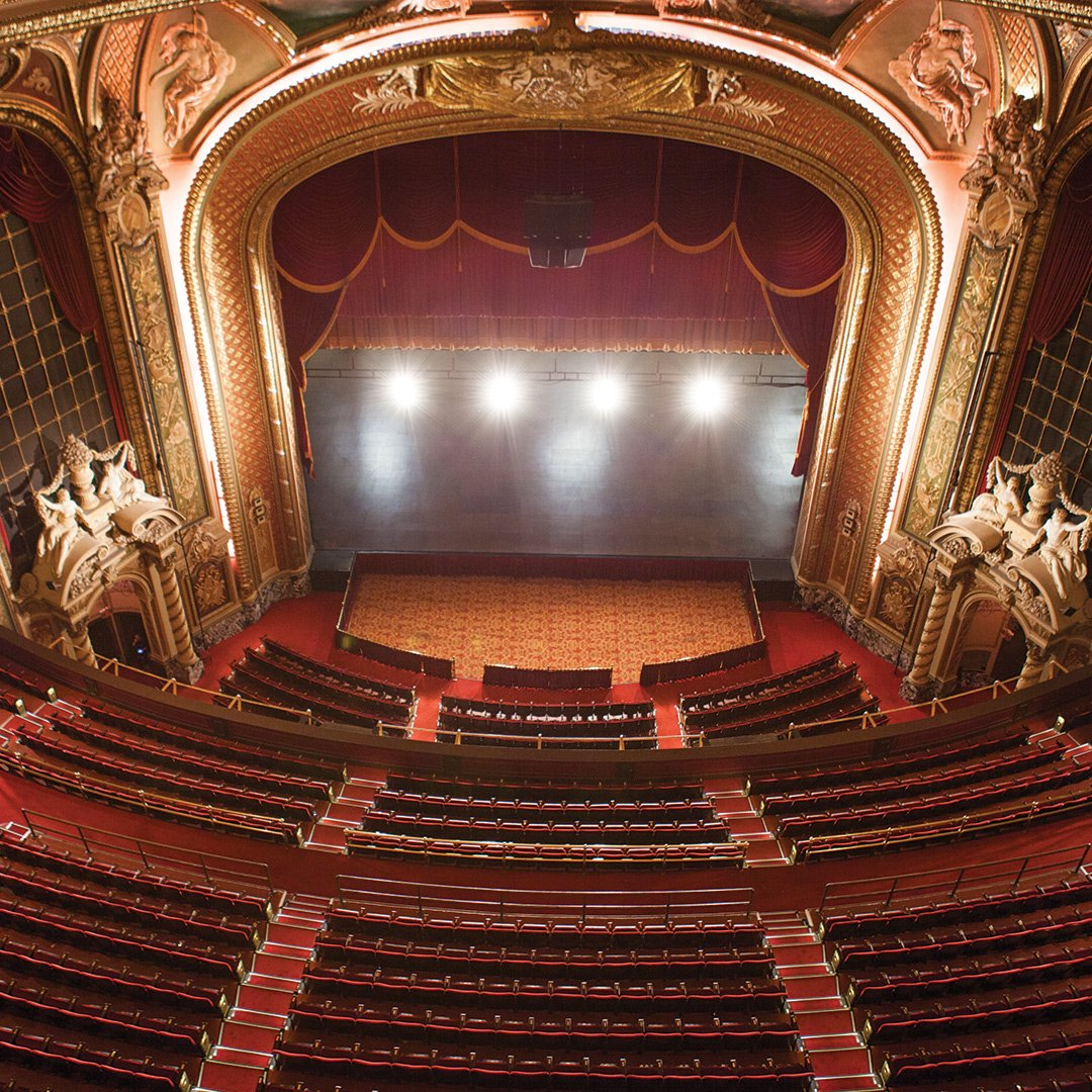 The Wang Theatre has hosted vaudeville performers, big bands, and national touring acts to Boston audiences since 1925.