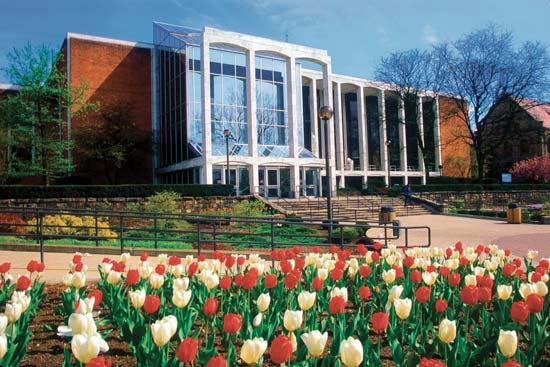 West Virginia University's Mountainlair