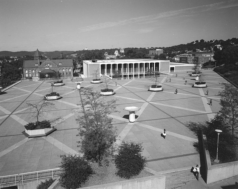 Mountainlair Plaza in 1971