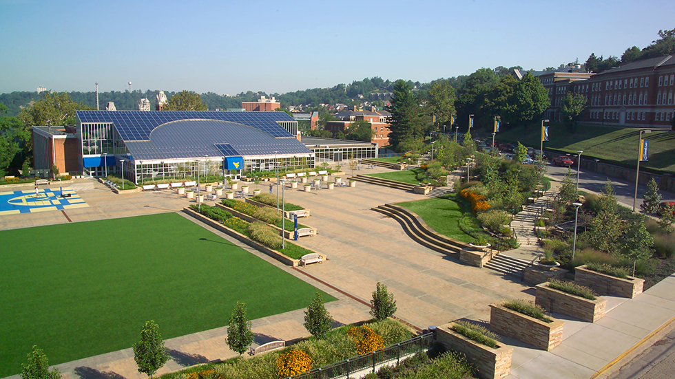 Mountainlair Plaza, current day