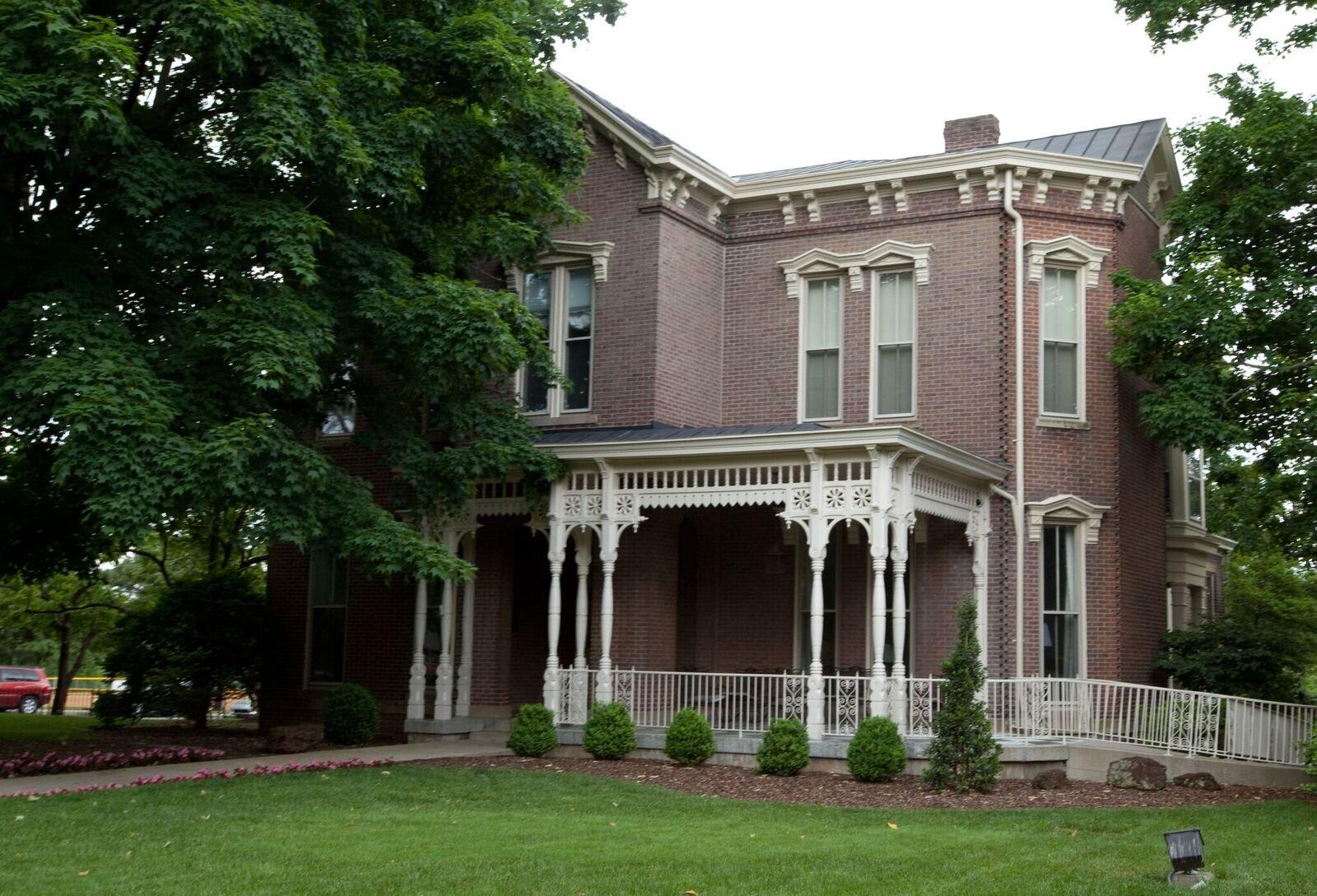 Blanton House.