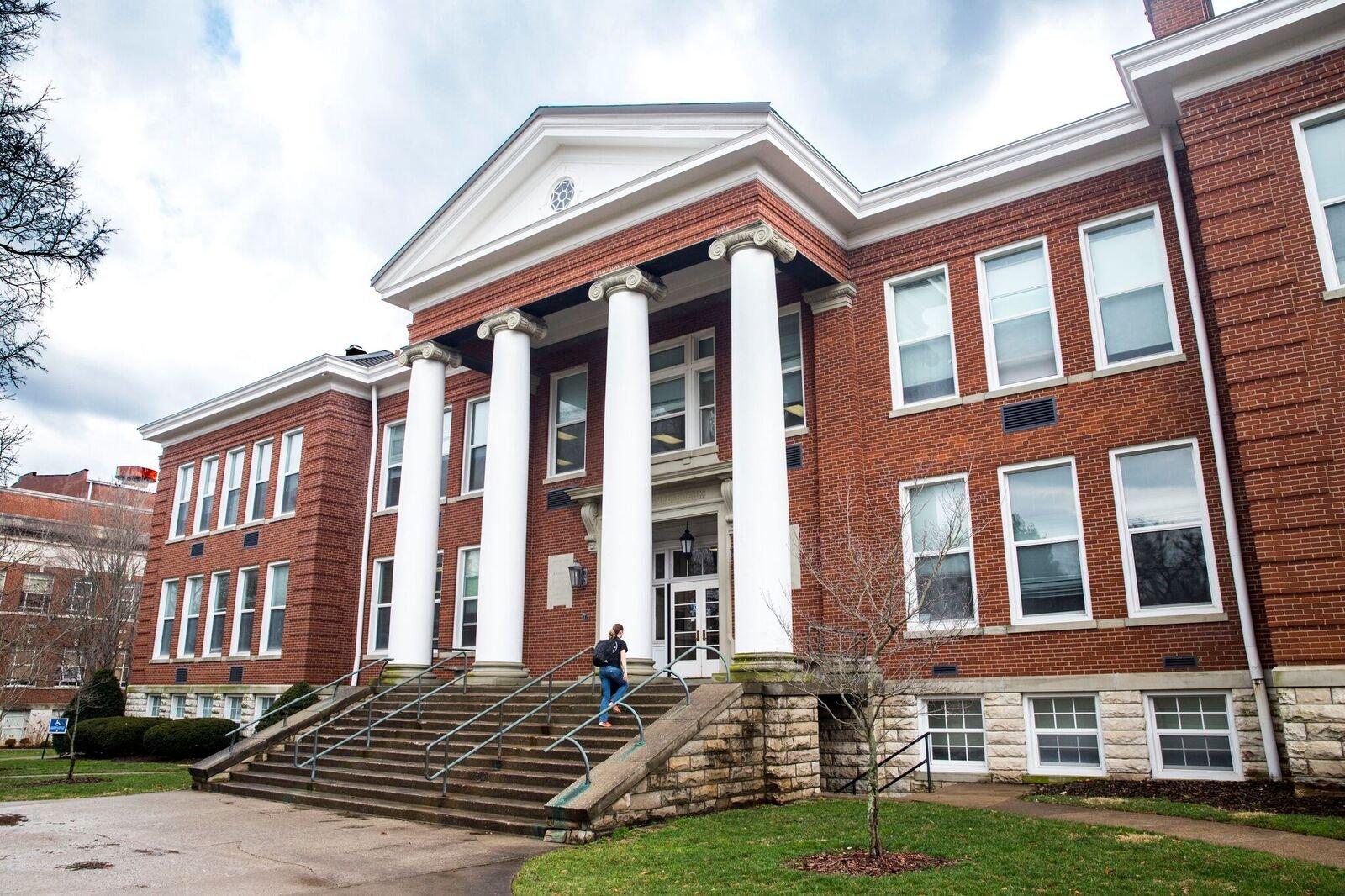 Roark Building.
