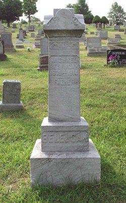 Grave of Michael Belejcak, father of author Thomas Bell
