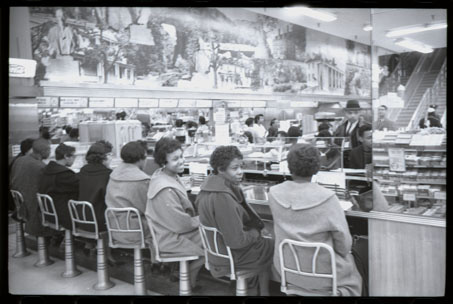 Thalhimers Department Store February 22, 1960